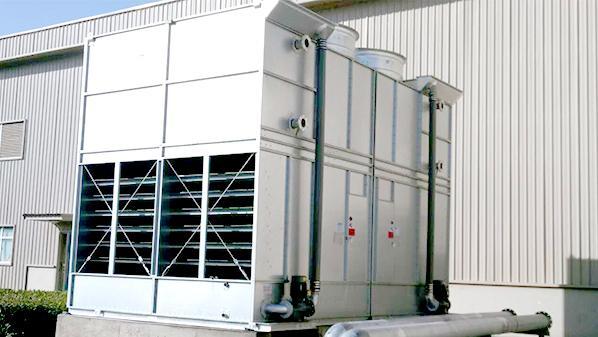 万亨传热冷却塔合作客户-宝钢集团