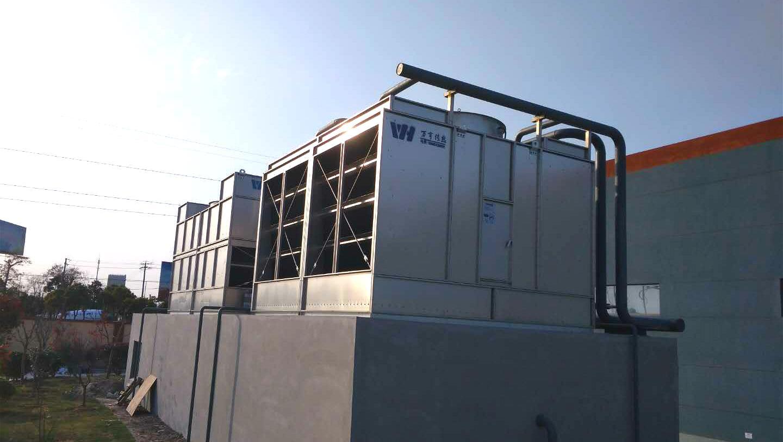 万亨传热冷却塔合作客户-三一重工集团