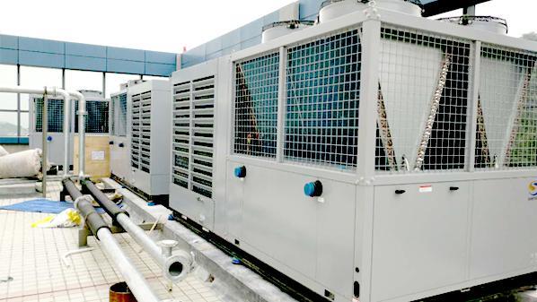 万亨传热冷却塔合作客户-中航工业沈飞