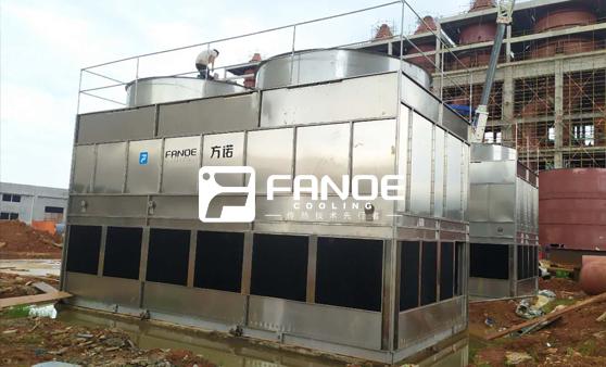 万亨传热冷却塔合作客户-江西晶昊盐化有限公司