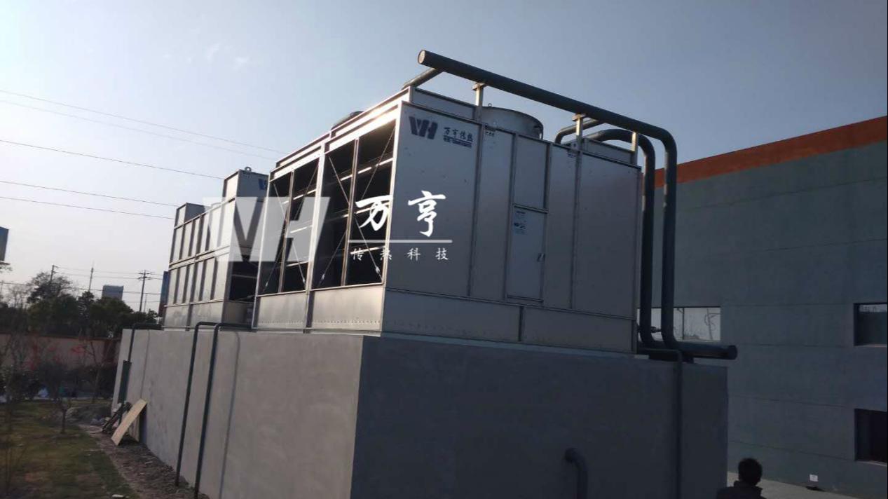 万亨传热闭式冷却塔为高考考生加油