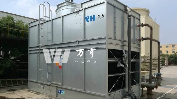【喜报】万亨传热冷却塔中标晶昊盐化工业闭式冷却塔项目