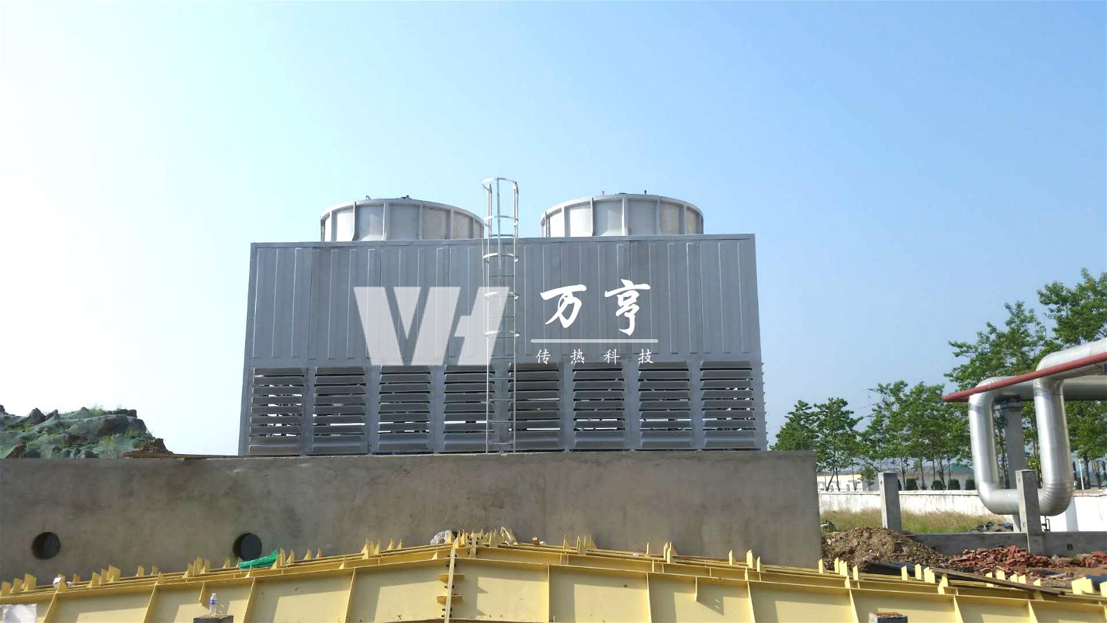 万亨传热冷却塔-中电环保